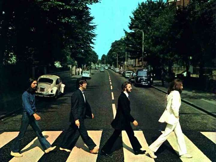 51 1/2 Jahre The Beatles